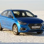 Тест-драйв Hyundai Solaris (поколение II) || Автомат хендай солярис тест