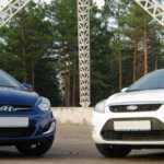Какой автомобиль лучше: Hyundai Solaris или Ford Focus