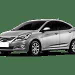 Внешний тюнинг Hyundai Solaris