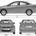 Общие сведения автомобиля Hyundai Solaris || Как устроен кузов хендай солярис